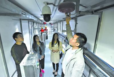 综合管廊高压电力仓